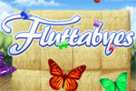 Help the butterflies to freedom in Fluttabyes!