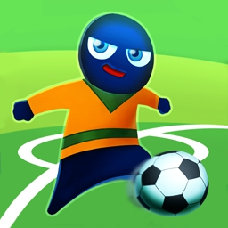 FootLOL 2013 Epic Fail League - Turn your soccer game from football into FootLOL: Epic Fail League.  Use mines, aliens, cows, guns and many more cheats in this funny old game! - logo