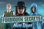 A TV show is turning the children of Fort Nightingale into zombies. Play Forbidden Secrets Alien Town today and solve this Hidden Object mystery!