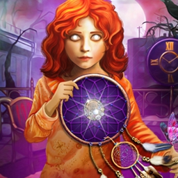 Foreign Dreams - Foreign Dreams is a haunting Hidden Object game with unusual puzzles! Can you escape a world of nightmares? - logo