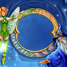 4 Elements - 4 Elements is a fun mix of match 3 and hidden object puzzles! - logo