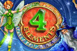 4 Elements is a fun mix of match 3 and hidden object puzzles!