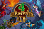 Be the hero the kingdom seeks: set the fairies of earth, air, fire, and water free, and restore the book of magic in 4 Elements II!