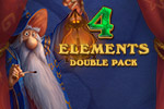 Dive into the miraculous world of the 4 Elements Double Pack with this mix of classic addictive match-3 gameplay, hidden object and mini-games.