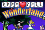 FreeCell Wonderland introduces brand new ways to play FreeCell!