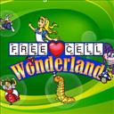 FreeCell Wonderland - logo