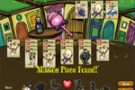 Screenshot of FreeCell Wonderland