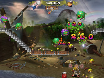 Froggy Castle 2 screen shot