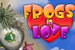 Frogs in Love features a collection of classic arcade games and fun story!