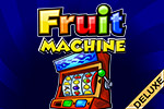 The aim of the game is to win big!  Spin the reels, hold nudges, match the fruit and hit the big jackpot in Fruit Machine Deluxe!