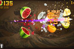Fruit Ninja is a juicy action game with squishy, splattery, satisfying fruit carnage!  It's also the original slasher game for Android!