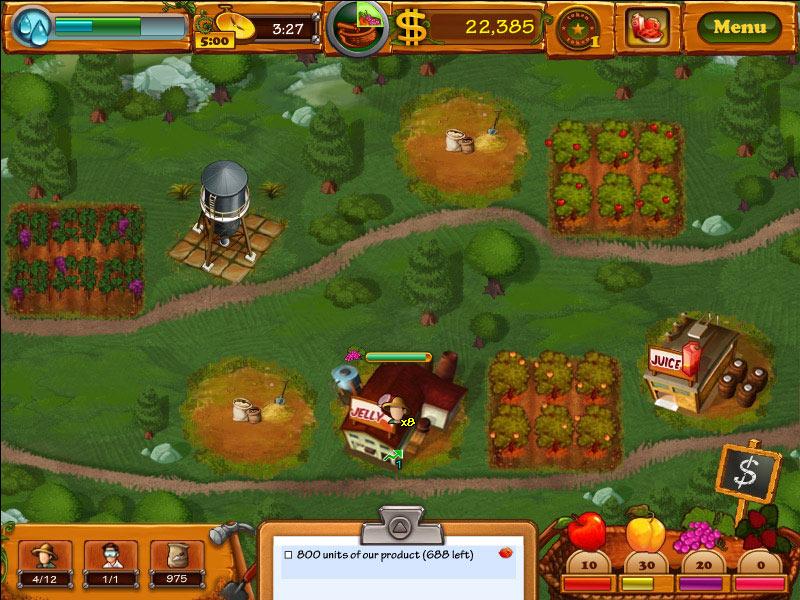 Fruits, Inc screen shot