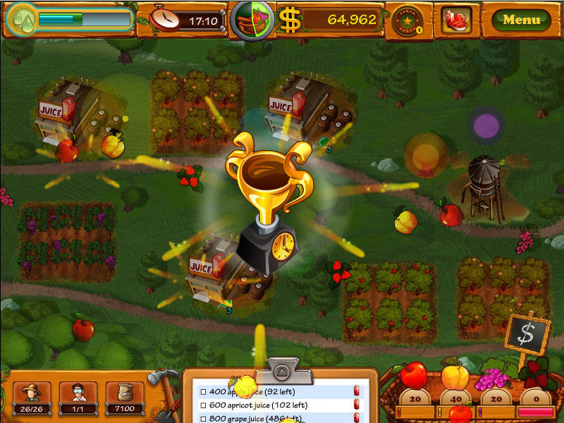 Fruits, Inc screen shot