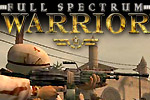 Full Spectrum Warrior is a squad-based, real-time, urban combat game.