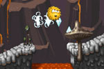 Solve real-time physics puzzles in Furry Legends, a vibrant platform-adventure game.