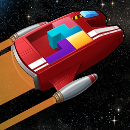 Galactic Express - Engage your expert packing skills to load cargo into transport ships before they launch to destinations across the universe! Play Galactic Express! - logo