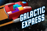 Engage your expert packing skills to load cargo into transport ships before they launch to destinations across the universe! Play Galactic Express!