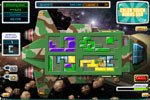 Screenshot of Galactic Express