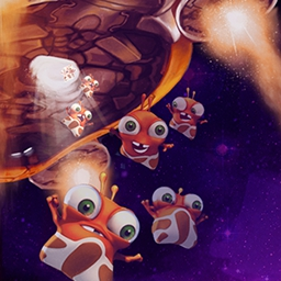 Galaxy Life - Play Galaxy Life - the entertaining space-strategy game that will take you and your friends into the next galaxy! - logo