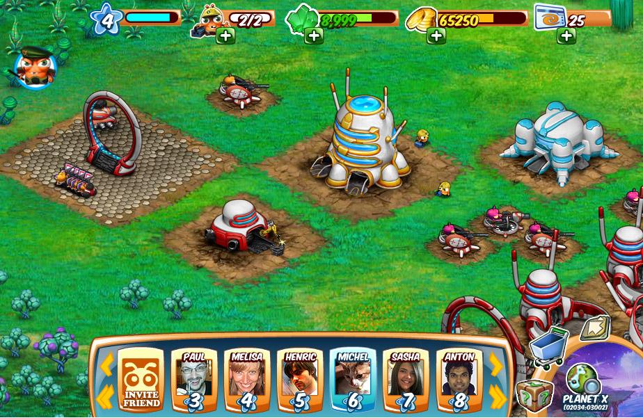 Galaxy Life screen shot