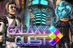 Save your partner in Galaxy Quest, an intergalatic match-3 mission! Use the very latest power-ups as you rocket from planet to planet.