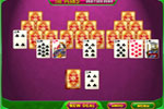 Screenshot of GameHouse Solitaire Challenge