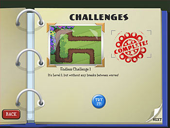 Garden Defense screen shot