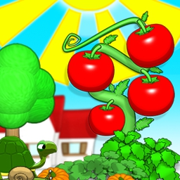 Garden Dreams - Help Granny's dream garden grow in 80 fertile levels. - logo