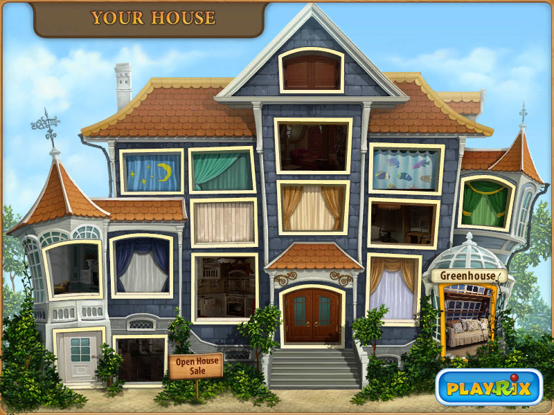 Gardenscapes: Mansion Makeover screen shot