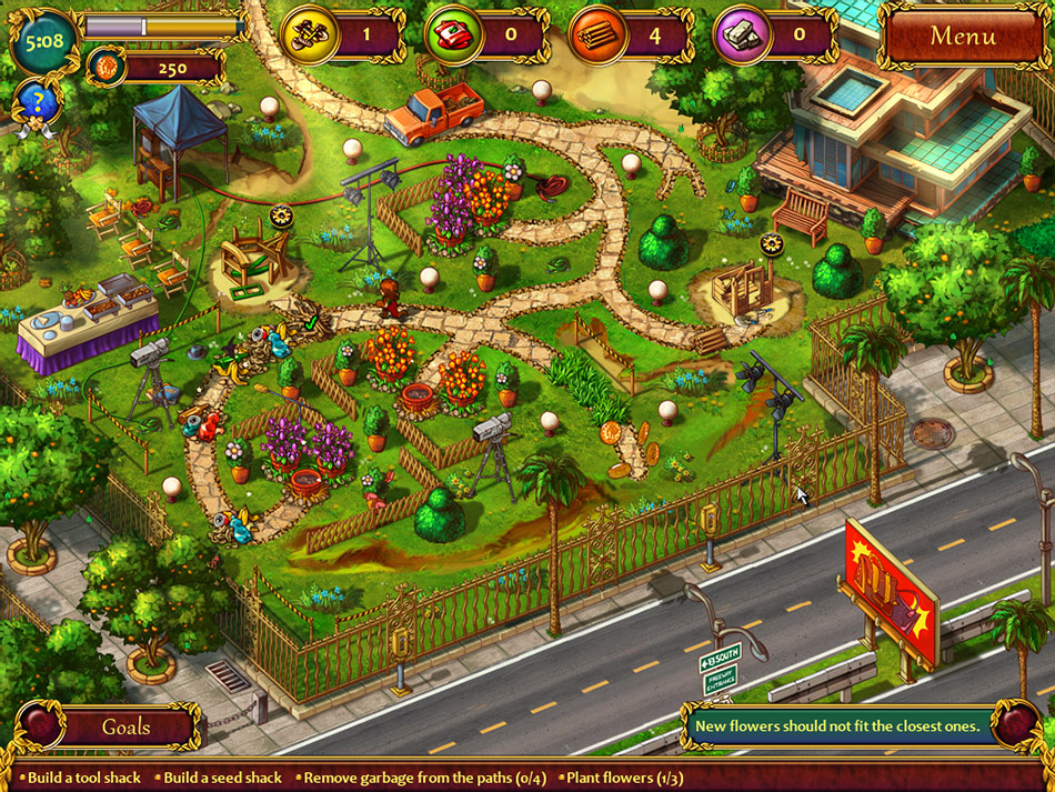Gardens Inc. 2: The Road to Fame screen shot