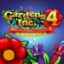 Gardens Inc. 4: Blooming Stars Collector's Edition - logo