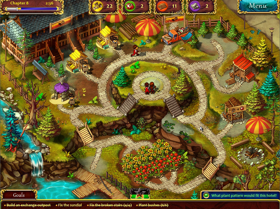 Gardens Inc: From Rakes to Riches screen shot