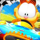 Garfield Kart - logo