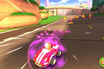 Screenshot of Garfield Kart