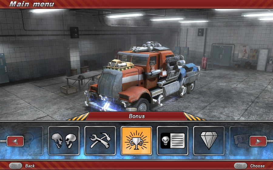 Gear Grinder screen shot