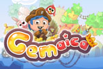 Join the quest to save the world and explore magical islands in Gemaica, a thrilling puzzle/action voyage!