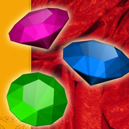 Gem Shop - Keep customers happy by dazzling them with radiant gems in Gem Shop! - logo
