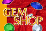 Keep customers happy by dazzling them with radiant gems in Gem Shop!