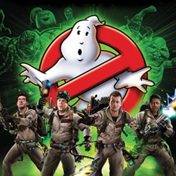 Ghostbusters (TM) - The Video Game - Ghostbusters™ - The Video Game is an all new Ghostbusters adventure! - logo