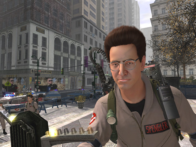 Ghostbusters (TM) - The Video Game screen shot