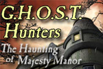 Crack the case at Majesty Manor in 15 levels of ghost busting game-play.