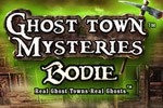 Solve a spooky, hundred year-old case in Ghost Town Mysteries™!