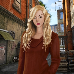 Girls With Secrets - Experience mysterious murder, unexpected clues, and more in Girls with Secrets, a classic hidden object game. - logo