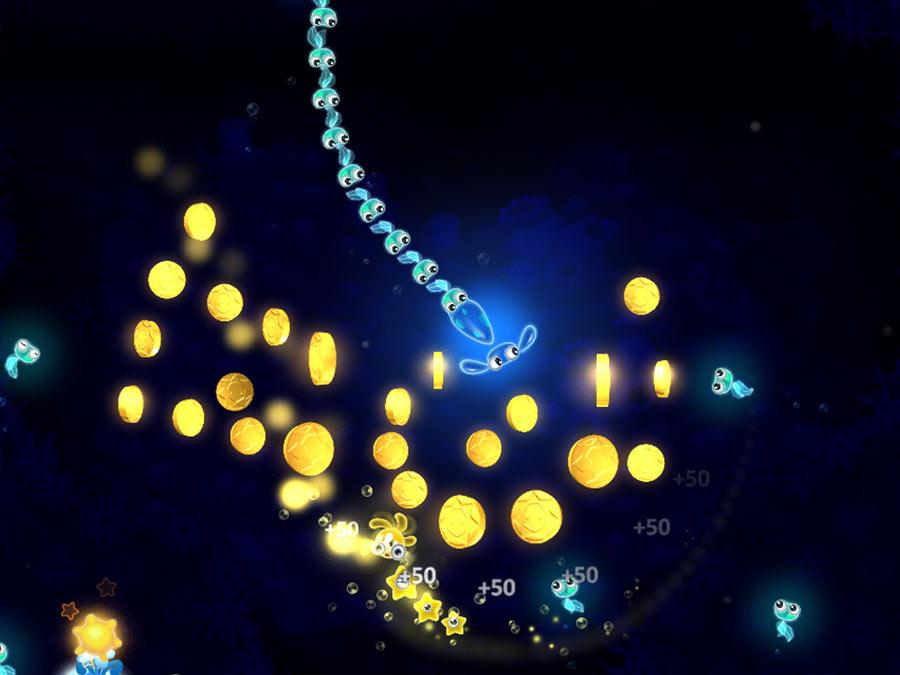 Glowfish screen shot