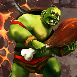 Goblin Defenders: Steel 'n' Wood - Battle hordes of monsters coming at you from all angles in this exciting new tower defense game!  Will you survive Goblin Defenders: Steel 'n' Wood? - logo