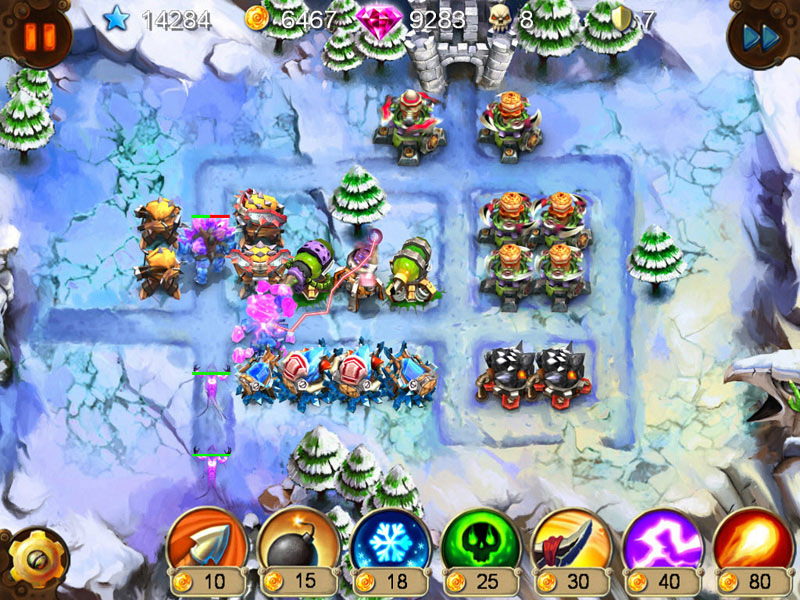 Goblin Defenders: Steel 'n' Wood screen shot