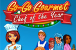 Ginger's back, and vying for the title in Go-Go Gourmet: Chef of the Year!