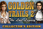Travel back to the 18th century and uncover the secrets of bygone days in Golden Trails 2: The Lost Legacy, a fantastic hidden object adventure game!