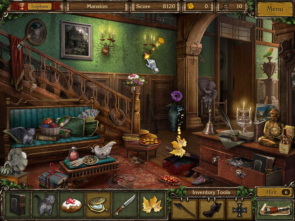Golden Trails 2: The Lost Legacy Collector's Edition screen shot