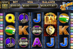 Beat the bank and win billions in Golden Vault Slots! After each spin one additional Wild Diamond is added to ALL reels.